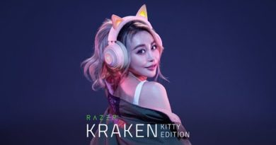 The Meow factor | Razer Kraken Kitty Edition