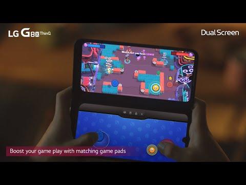 LG G8X ThinQ & Dual Screen: Life Hacks – LG Game Pad