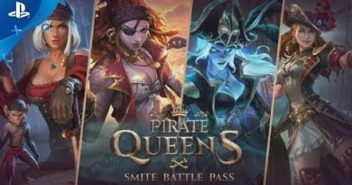 Smite - Battle Pass: Set Sail with the Pirate Queens! | PS4