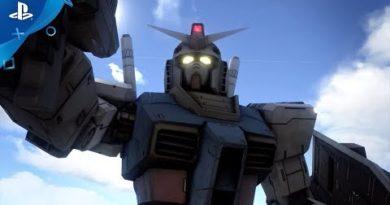 Mobile Suit Gundam Battle Operation 2 - Launch Trailer | PS4