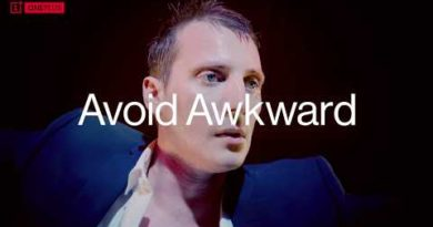 Avoid Awkward - Staged Up