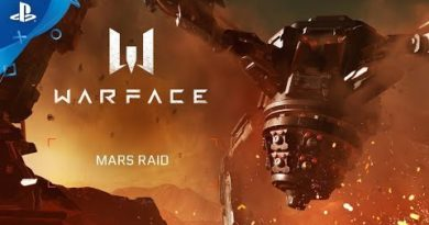 Warface - Global Mars Update | PS4