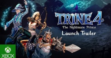Trine 4: The Nightmare Prince - Official Launch Trailer | Xbox One