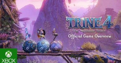 Trine 4 - Official Game Overview Trailer | Xbox One