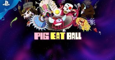 Pig Eat Ball - Launch Trailer | PS4