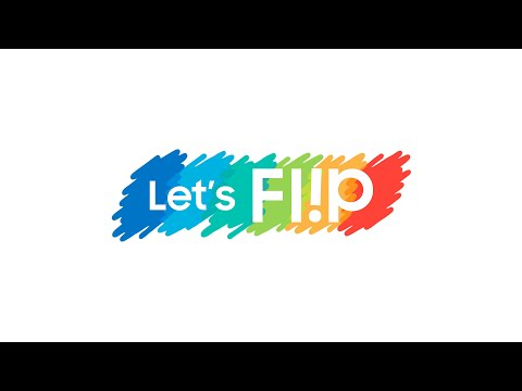 Let's Flip. Teamwork simplified. I Samsung