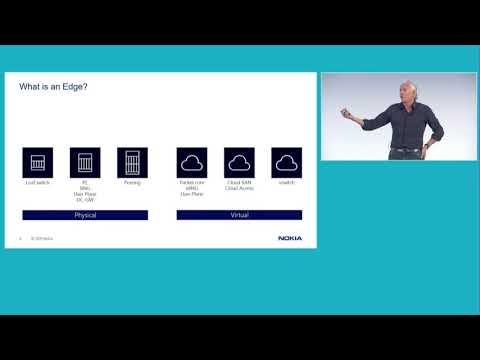 Network Functions Interconnect Fabric for Cloud, IoT and 5G - Wim Hendrickx