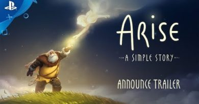 Arise: A Simple Story - Announce Trailer | PS4