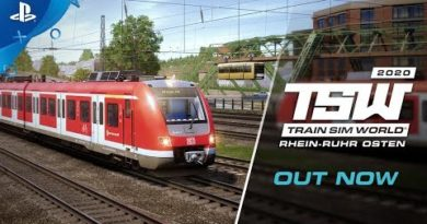 Train Sim World: Rhein-Ruhr Osten - Launch Trailer | PS4