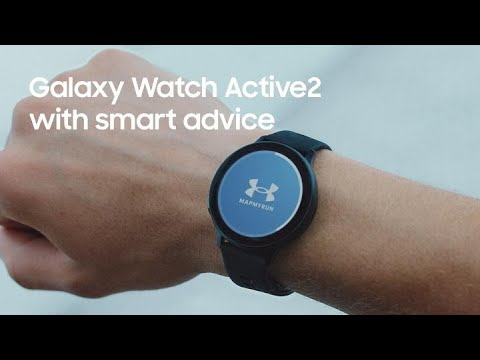 Galaxy Watch Active2: Under Armour