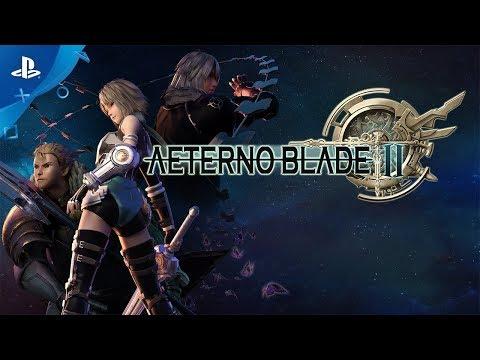 AeternoBlade II - Launch Trailer | PS4