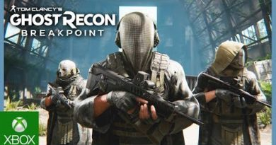 Tom Clancy's Ghost Recon Breakpoint: Gameplay Launch Trailer   Ubisoft [NA]