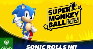 Super Monkey Ball: Banana Blitz HD - Special Announcement