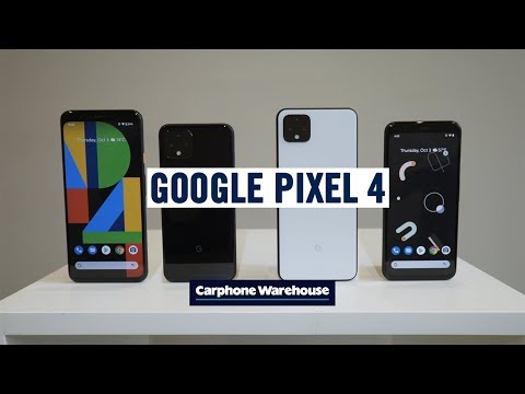 Hands On With The Google Pixel 4!