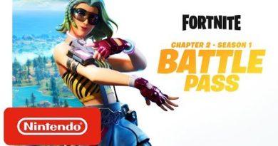 Fortnite Chapter 2   Season 1 - Battle Pass Trailer - Nintendo Switch