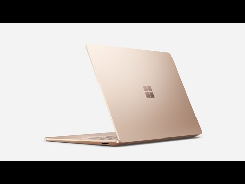 "New Surface Laptop 3 13.5"" — browse, shop and blog with ease"