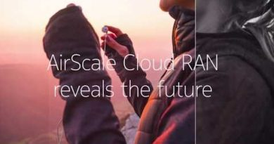 Nokia AirScale All-in-Cloud BTS