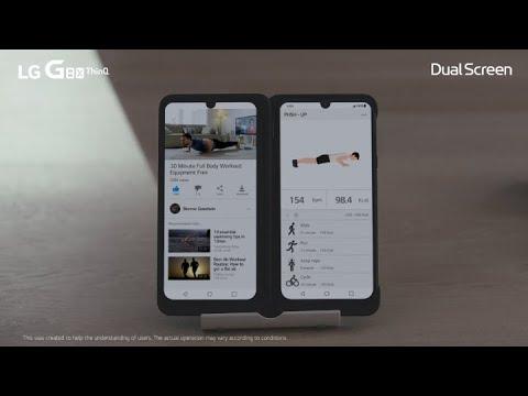 LG G8X ThinQ & Dual Screen:  Life Hacks Season 2 – Ep 3. Home Training