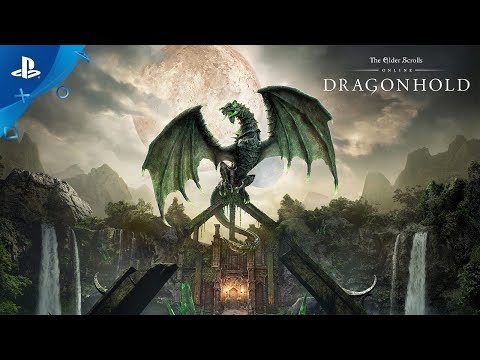 The Elder Scrolls Online: Dragonhold – Official Trailer   PS4