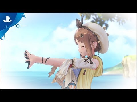 Atelier Ryza: Ever Darkness & the Secret Hideout - Character Highlight Trailer   PS4