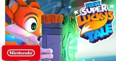 New Super Lucky's Tale - Pre-Purchase Announcement - Nintendo Switch