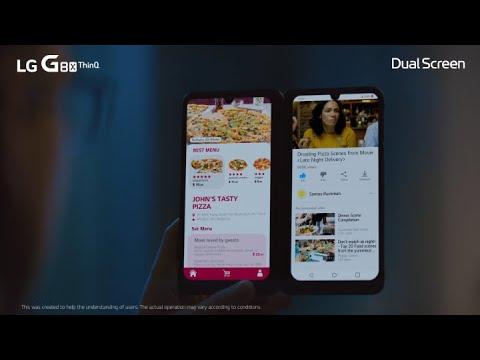 LG G8X ThinQ & Dual Screen:  Life Hacks Season 2 – Ep 5. Pizza Night
