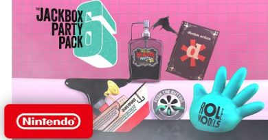Jackbox Party Pack 6 - Launch Trailer - Nintendo Switch