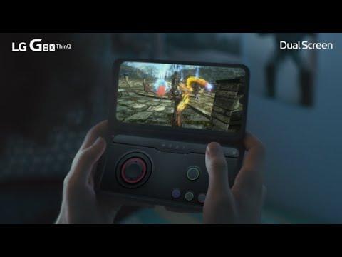 LG G8X ThinQ & Dual Screen:  Life Hacks Season 2 – Ep 6. Custom Game Pad
