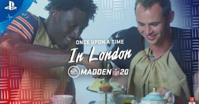 Madden NFL 20 - International Series ft. Riley and Renfrow | PS4