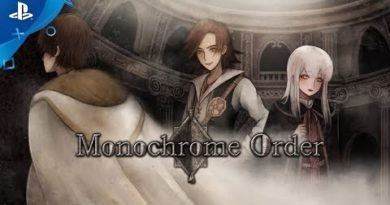 Monochrome Order - Official Trailer | PS4