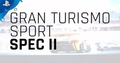 Gran Turismo Sport - SPEC II Launch Trailer   PS4