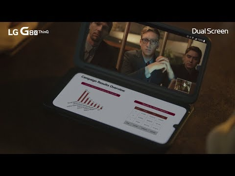 LG G8X ThinQ & Dual Screen: Life Hacks Season 2 – Ep 10. No.1 Boss