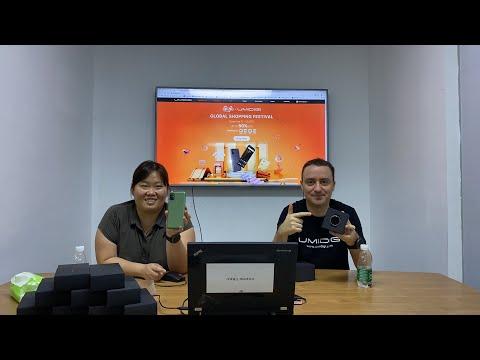 UMIDIGI Power 3 Global Giveaway and 11.11 Sale