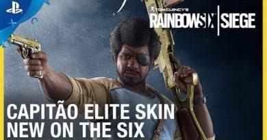 Rainbow Six Siege - Capitão Elite Set: New on the Six   PS4