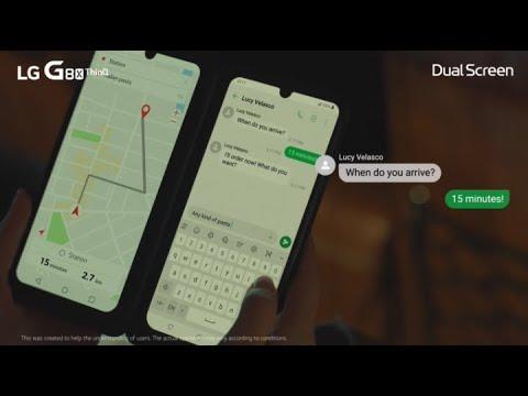 LG G8X ThinQ & Dual Screen: Life Hacks Season 2 – Ep 11. Taxi