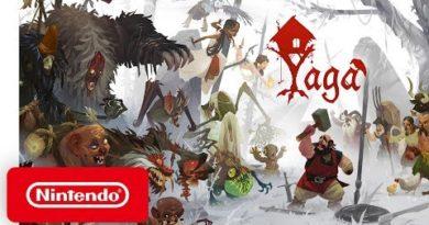 Yaga - Launch Trailer - Nintendo Switch