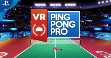 VR Ping Pong Pro Launch Trailer - PS VR