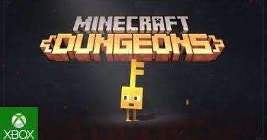 Minecraft Dungeons - X019 - Release Date Announce Trailer