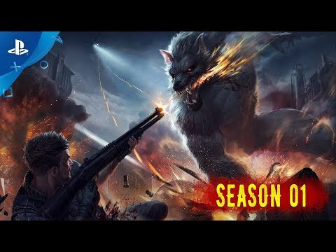 Don't Even Think Season 1 - Battle Pass Overview | PS4