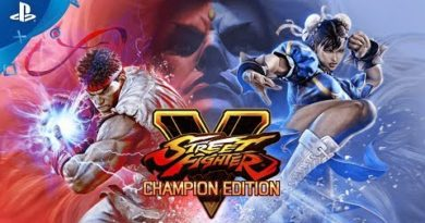 Street Fighter V: Champion Edition – Reveal Trailer | PS4