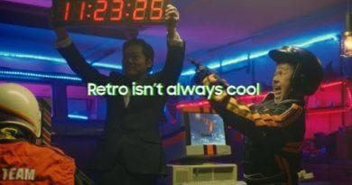 Retro isn't always cool | Samsung