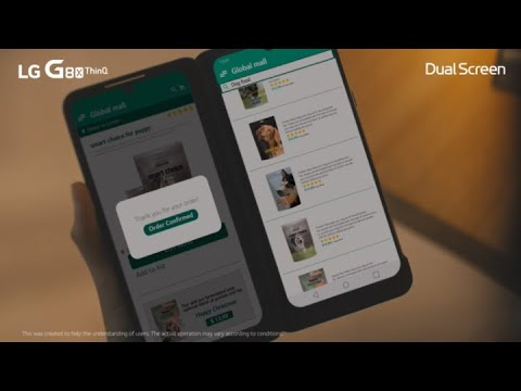 LG G8X ThinQ & Dual Screen:  Life Hacks Season 2 – Ep 8. Picky Dog
