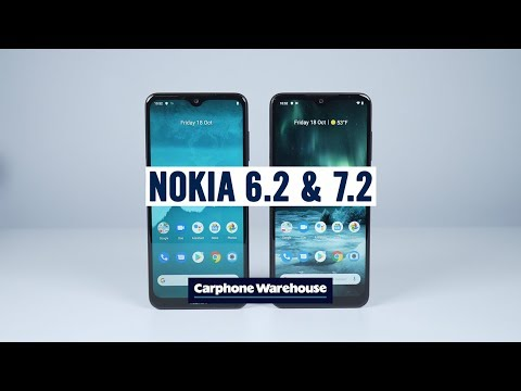 NOKIA 6.2 and 7.2