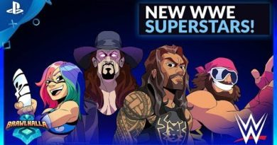 Brawlhalla - WWE Superstar Wave 2 Crossover Trailer | PS4