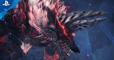 Monster Hunter World: Iceborne - Stygian Zinogre Announce Trailer | PS4