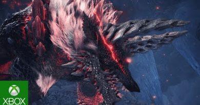 Monster Hunter World: Iceborne - Stygian Zinogre Announce Trailer