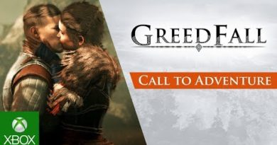 GreedFall - Call to Adventure Trailer