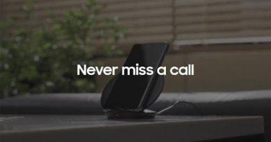 Samsung Galaxy: Never miss a call