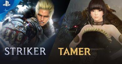 Black Desert - 2 New Classes Update (Striker & Tamer) | PS4