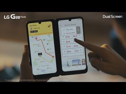 LG G8X ThinQ & Dual Screen:  Life Hacks Season 2 – Ep 7. Backpacking